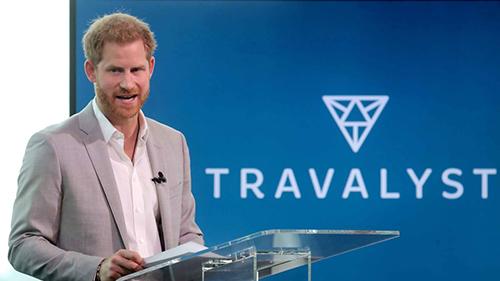 Hoàng tử Harry lên tiếng về chỉ trích dùng máy bay riêng - ảnh 1