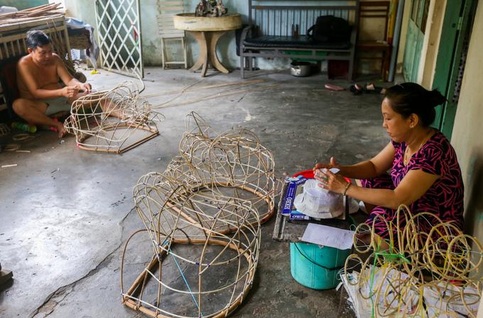 Gia đình hơn 50 năm làm đầu lân