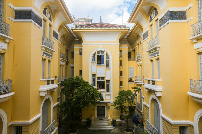 Bảo tàng từng là dinh thự của đại gia Sài Gòn xưa