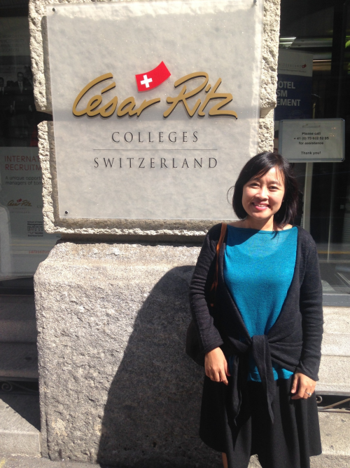 SEG tổ chức hội thảo du học Thụy Sĩ - ảnh 2
