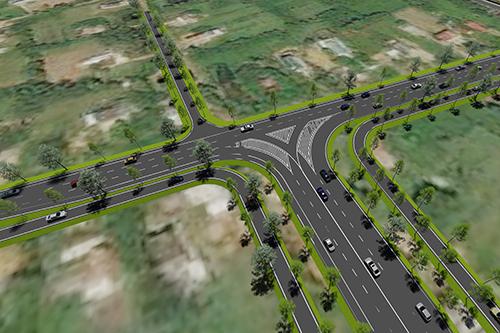 Gần 7.700 tỷ đồng xây dựng cao tốc Cam Lộ - La Sơn - ảnh 1