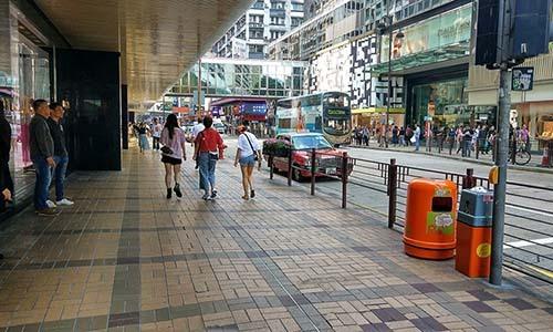 Du lịch Hong Kong suy thoái kỷ lục