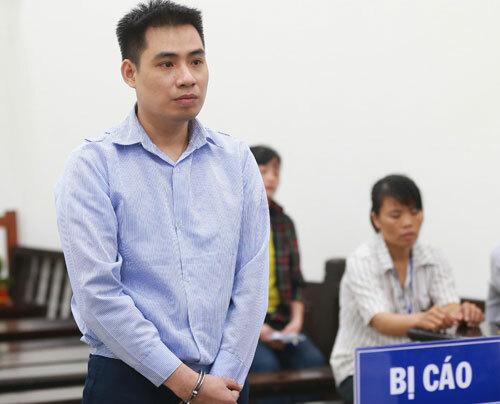 Bị cáo Trình không thừa nhận hiếp dâm bé gái song bị tòa bác bỏ.