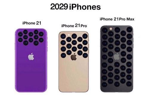 Dự đoán các phiên bản nâng cấp tiếp theo của iPhone.