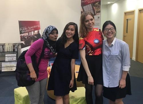 Kinh nghiệm thực tập nước ngoài của 9X Việt - ảnh 2