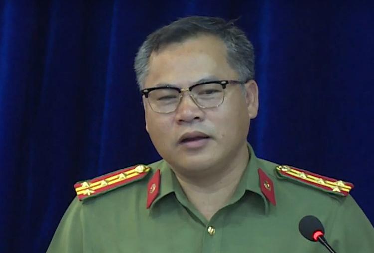 Đại tá Nguyễn Văn Long. Ảnh: Công an tỉnh Bắc Ninh