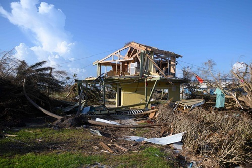 2.500 người Bahamas mất tích sau bão Dorian - ảnh 1