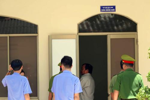 Phó chủ tịch TP Phan Thiết bị bắt - ảnh 3