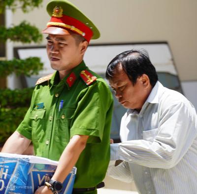 Phó chủ tịch TP Phan Thiết bị bắt - ảnh 2