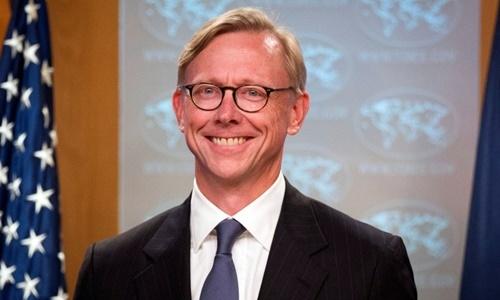 Brian Hook, đặc phái viên Mỹ về Iran. Ảnh: Reuters.