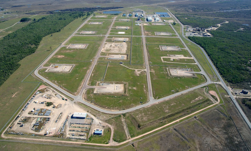 Một trong các kho tích trữ dầu thuộc dự án SPR tại bang Texas. Ảnh: US DoE.