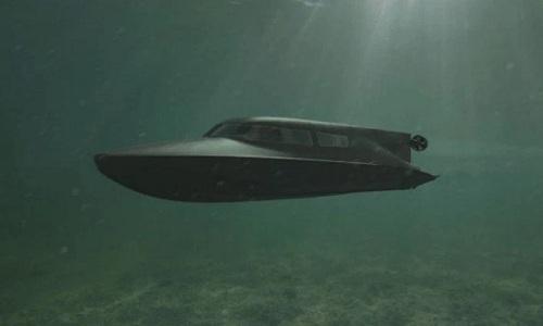 Anh phát triển xuồng lai tàu ngầm - ảnh 1