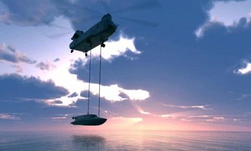 Anh phát triển xuồng lai tàu ngầm - ảnh 2
