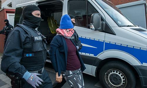 Đức bắt 9 người Việt - ảnh 1