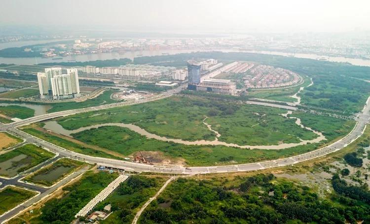 Quỹ đất còn lại ở Thủ Thiêm trị giá 22.000 tỷ