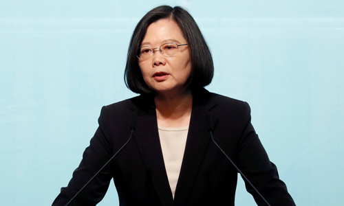 Trung Quốc cảnh báo việc lãnh đạo Đài Loan tái đắc cử - ảnh 1