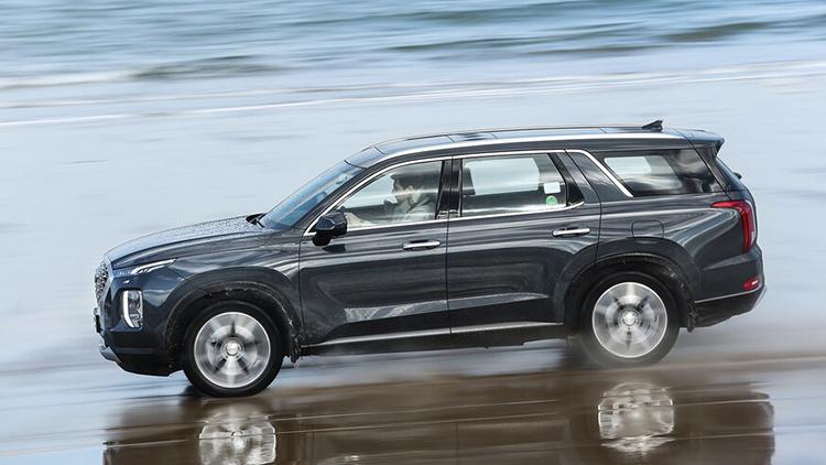 11 mẫu SUV cỡ lớn dành cho gia đình - 1