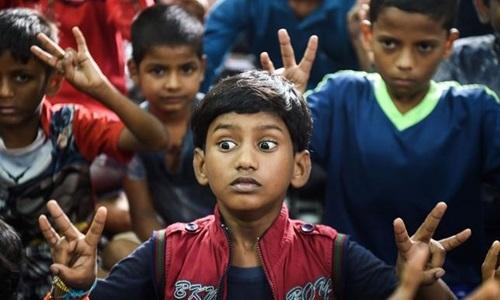 Trường đào tạo ngôi sao ở khu ổ chuột - ảnh 2