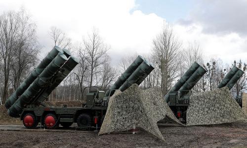 Putin chào bán tên lửa S-400 cho Arab Saudi - ảnh 1