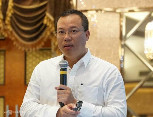 Ông Lê Hải Đăng phát biểu tại sự kiện sáng 17/9. Ảnh: DA.