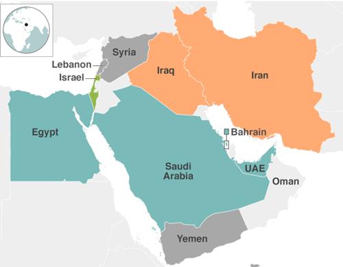 Arab Saudi trưng bằng chứng tố cáo Iran - ảnh 2
