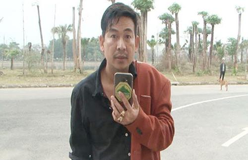 Trần Đình Sang thường phát trực tiếp về cảnh sát giao thông lúc chưa bị bắt.