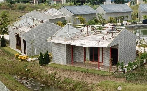 Chủ đầu tư xây nhà ở trái phép cho công nhân Trung Quốc - ảnh 2