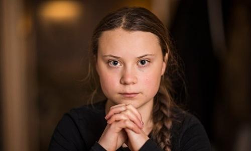 Cô bé nổi tiếng toàn cầu vì bỏ học để đấu tranh cho môi trường - ảnh 1