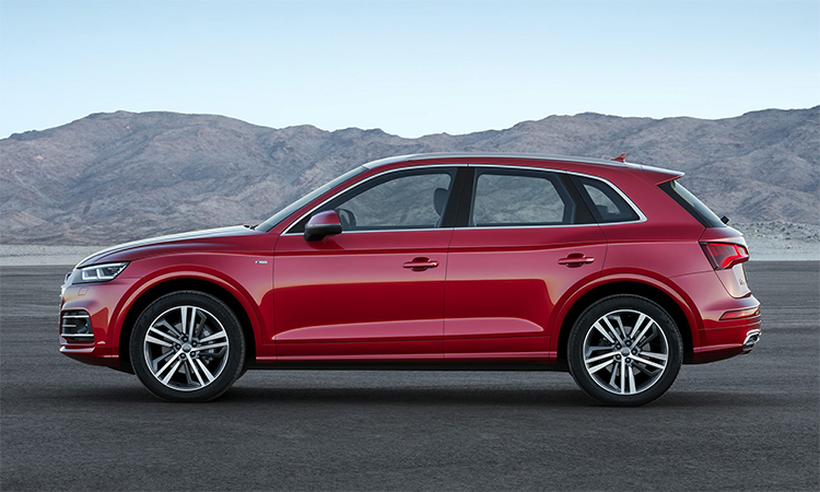 Audi Q5 bị triệu hồi tại Việt Nam.