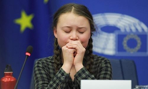 Cô bé nổi tiếng toàn cầu vì bỏ học để đấu tranh cho môi trường - ảnh 2