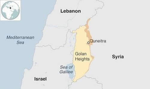 Syria liên tiếp bắn hạ máy bay không người lái - ảnh 2