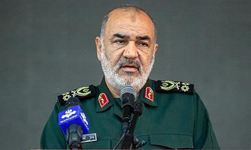Iran dọa hủy diệt kẻ thù xâm lược - ảnh 1