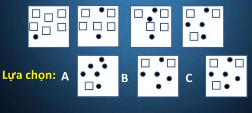 Kiếm tra IQ với tám câu đố - 2