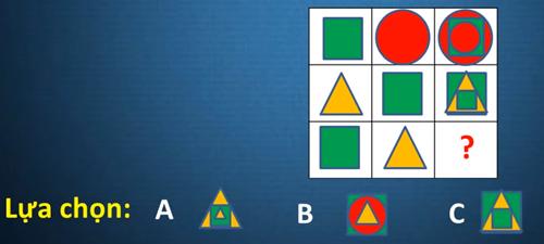 Kiếm tra IQ với tám câu đố - 6