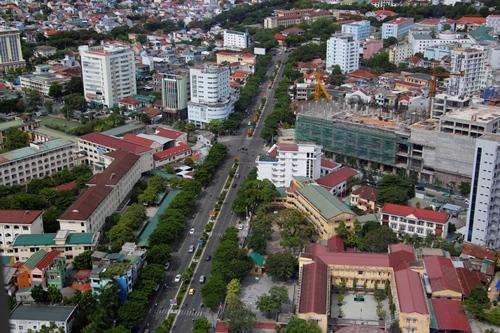 Thành phố Huế sẽ được mở rộng gấp 5 lần. Ảnh: Võ Thạnh