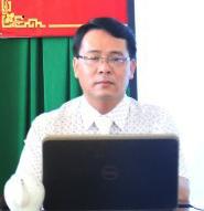 Ông Trương Hải Ân trong buổi giao lưu về chính sách với người có công cách mạng tháng 6/2018. Ảnh: UBND Bình Định.