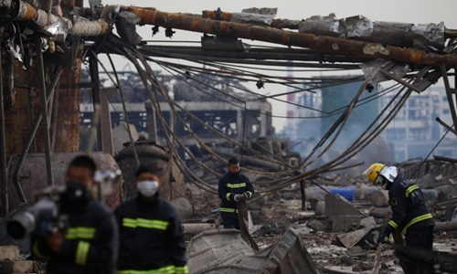 Cháy nhà máy, 19 người chết - ảnh 1
