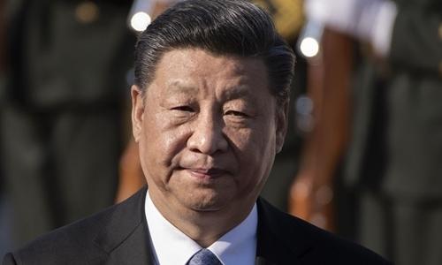 Chủ tịch Trung Quốc Tập Cận Bình tại Bắc Kinh hồi tháng 7. Ảnh: AFP.
