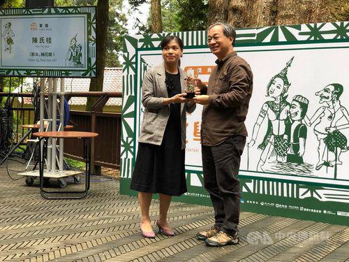 Phụ nữ người Việt giành giải nhất viết về bạo hành - ảnh 1