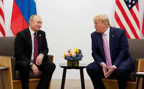 Nga yeu cau Trump khong tu y cong bo noi dung dien dam