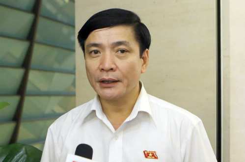 Bí thưtỉnh uỷ Đăk Lăk, nguyên Chủ tịch Liên đoàn Lao động Việt Nam Bùi Văn Cường. Ảnh: CTV