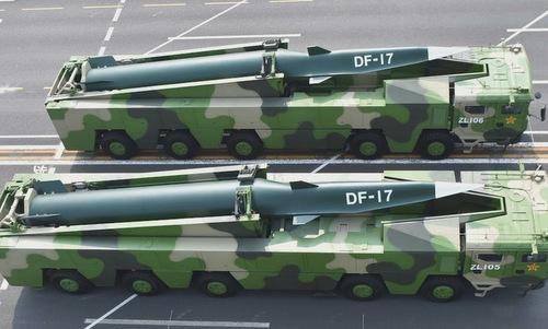 4 vũ khí chiến lược Trung Quốc ra mắt trong duyệt binh quốc khánh - ảnh 2