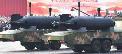 4 vũ khí chiến lược Trung Quốc ra mắt trong duyệt binh quốc khánh - ảnh 4
