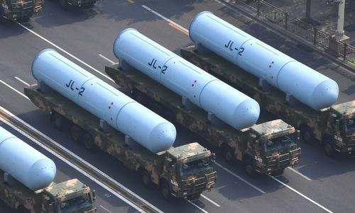 4 vũ khí chiến lược Trung Quốc ra mắt trong duyệt binh quốc khánh - ảnh 3