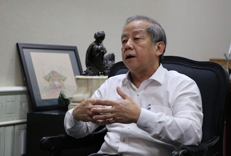 Chủ tịch UBND tỉnh Thừa Thiên - Huế, Phan Ngọc Thọ.