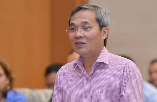 Ông Phạm Lương Sơn, Phó giám đốc Bảo hiểm Xã hội Việt Nam. Ảnh: CTV