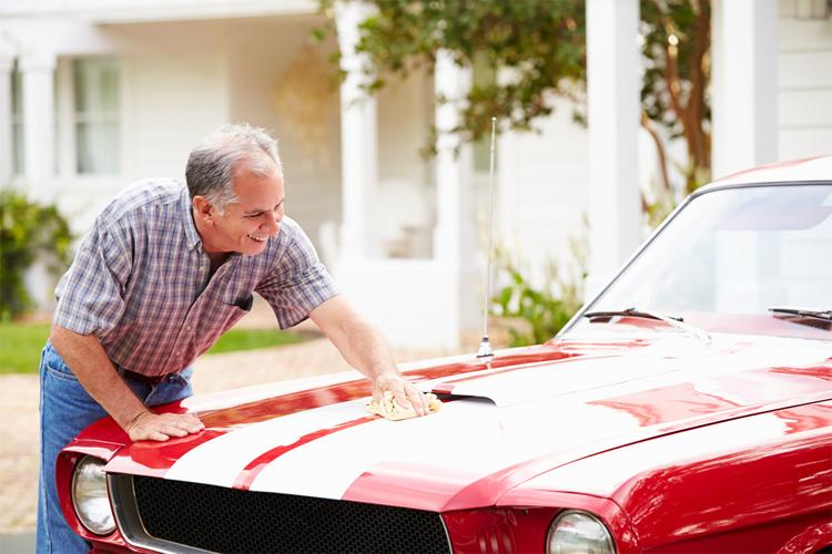 Một chiếc xe có thể hoạt động bền bỉ hàng chục năm, đặc biệt nhờ sự chăm sóc và giữ gìn