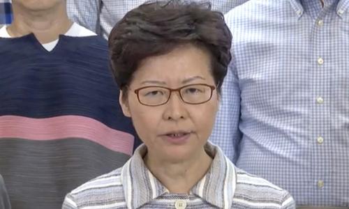 Lanh dao Hong Kong neu ly do cam khau trang