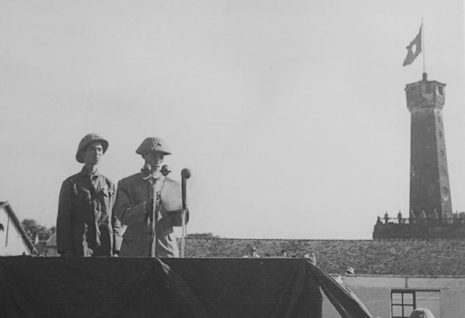 Hà Nội mùa thu 1954