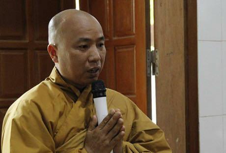 Giáo hội sẽ phân chia tài sản của trụ trì chùa Nga Hoàng